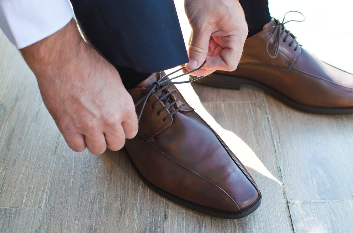 shoe size changing